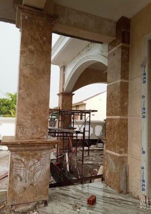 Đá ốp Biệt thự Sentina Villa D0.08.17, Phường An Phú Đông, Quận 12, Thành Phố Hồ Chí Minh